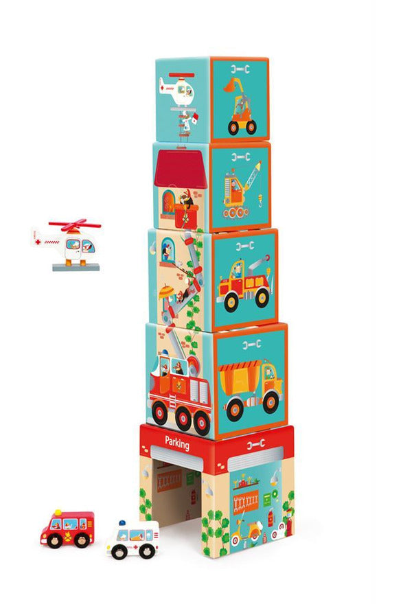 ROAD STACKING TOWER (12M+)