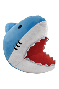 SHARK BITE 3D STUFFED PILLOW