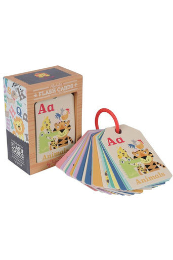ABC FLASH CARDS (18M+)