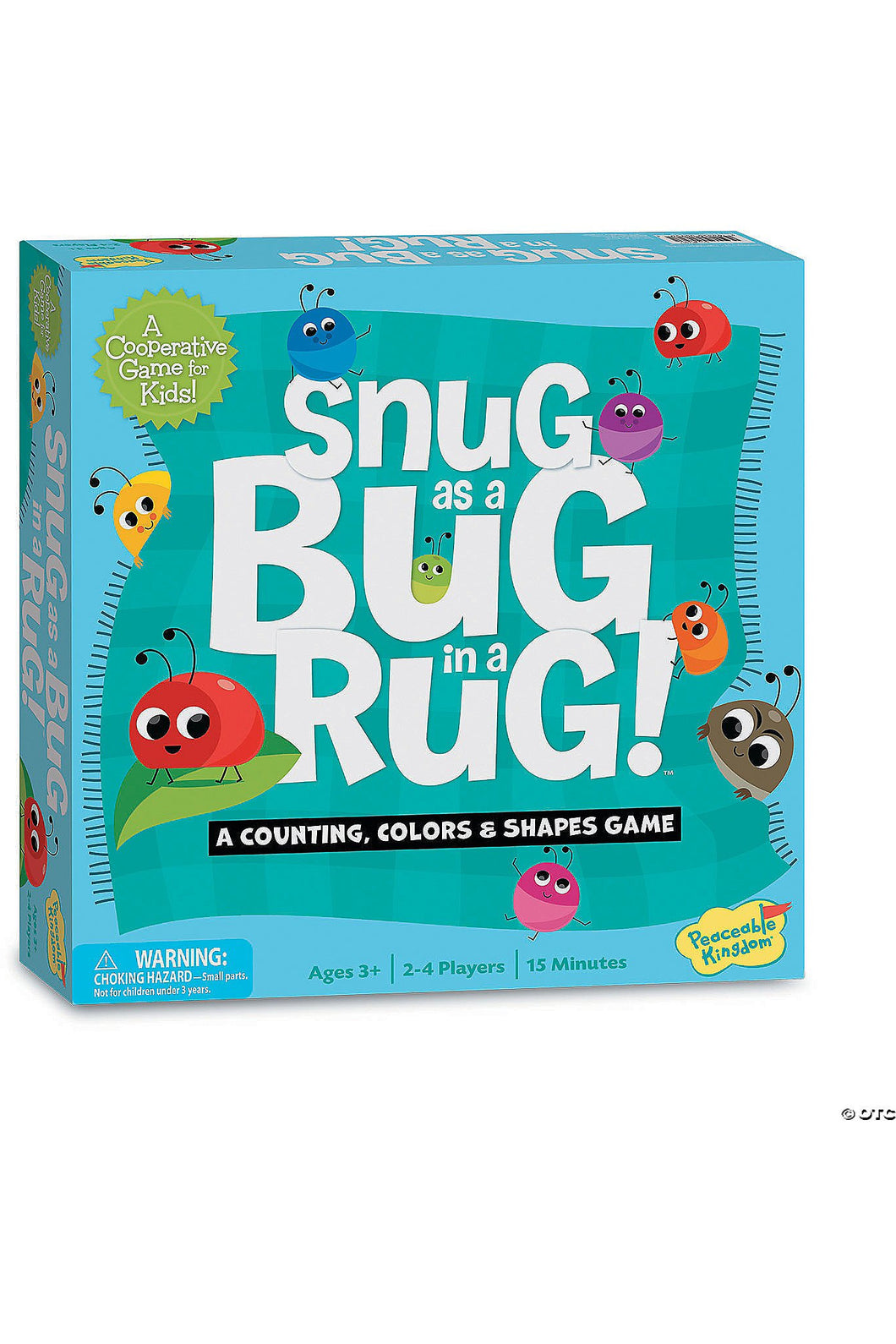 SNUG AS A BUG IN A RUG GAME (3+)
