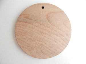 wooden ornament blank - Woodbott
