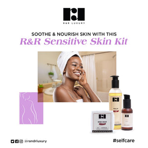 R&R Sensitive Skin Kit