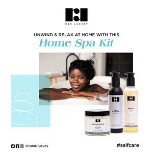 R&R Home Spa Kit