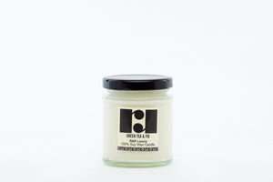 Jamjar Candle - Green Tea & Fig
