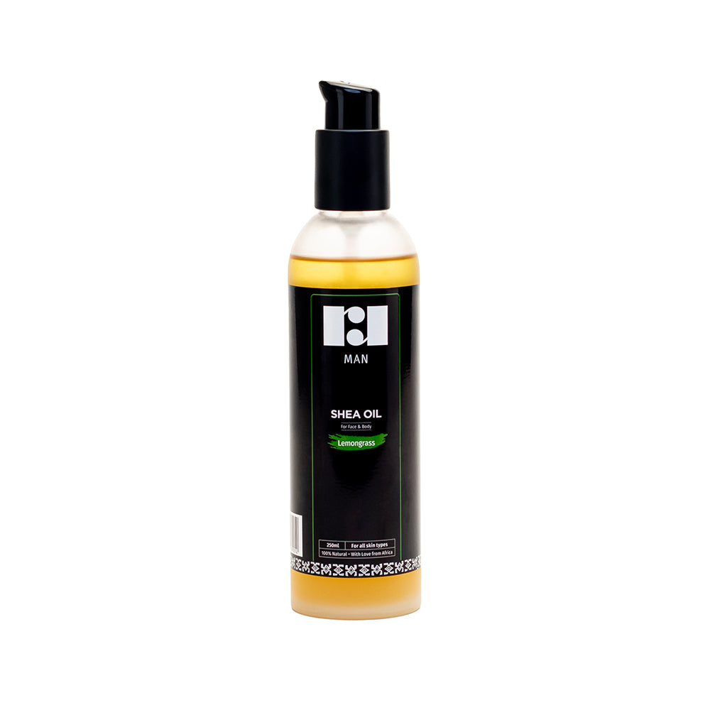 Men's Shea Oil - Revive (Lemongrass)