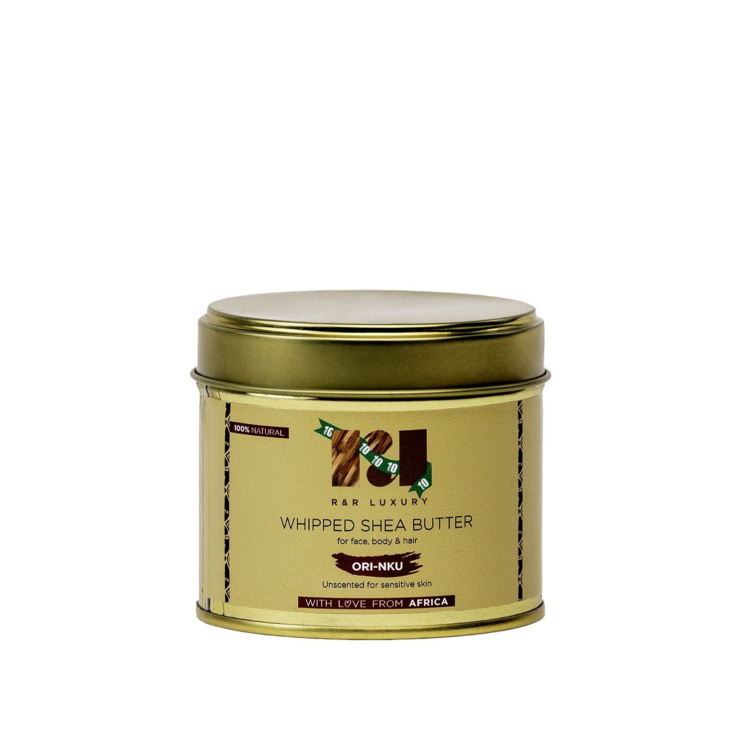 Eco-Friendly Whipped Shea Butter - Ori-Nku
