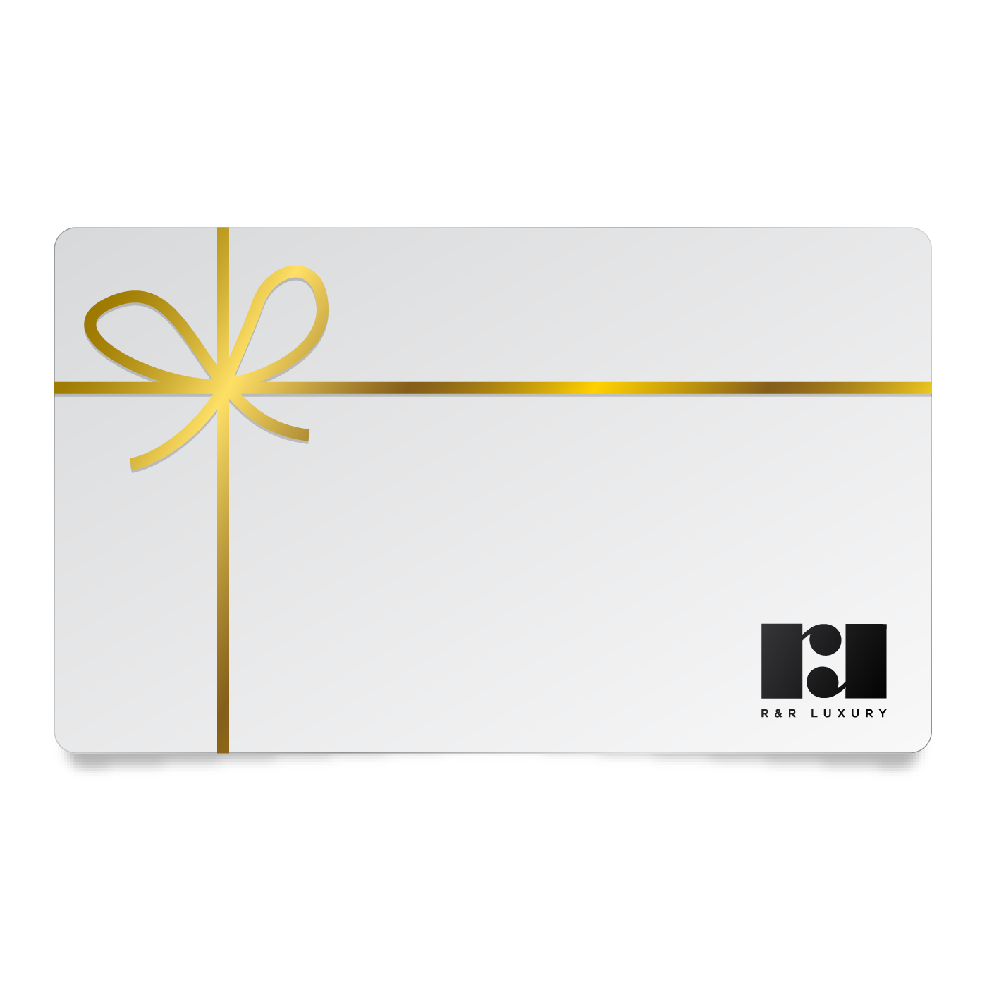 R&R Luxury Gift Card