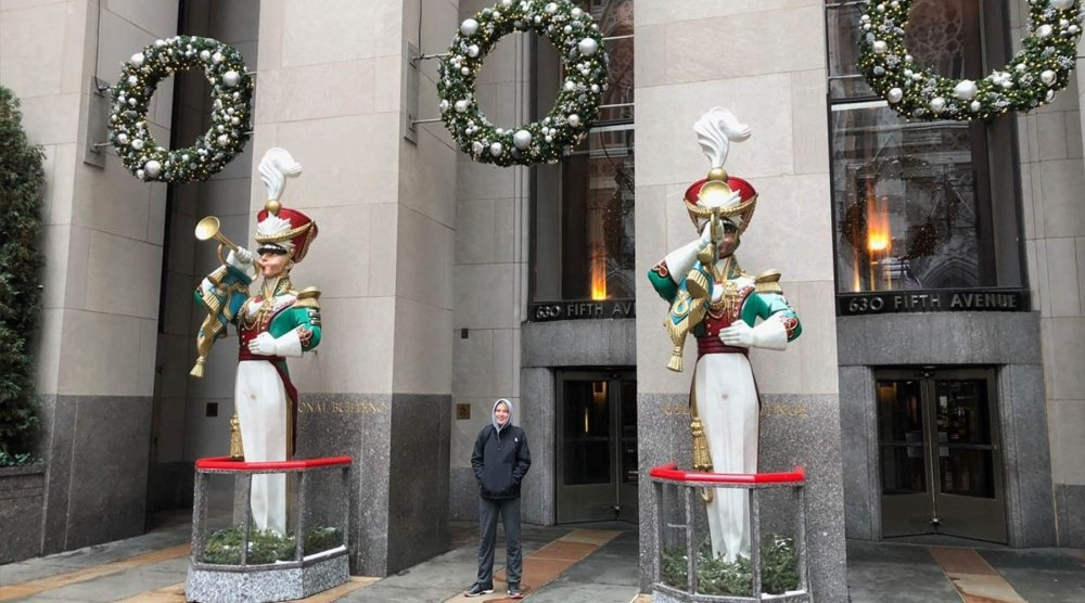 Christmas in New York | My Christmas