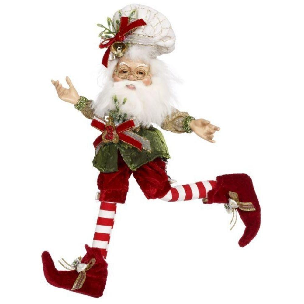 3 French Hens Elf, 33cm - My Christmas