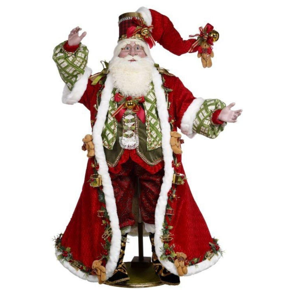 A Toy for Every Child Santa, 122cm