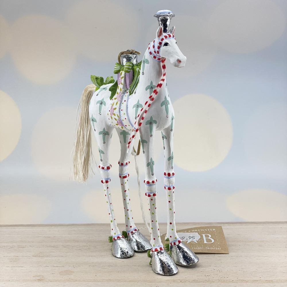 Annabelle Horse Ornament - My Christmas