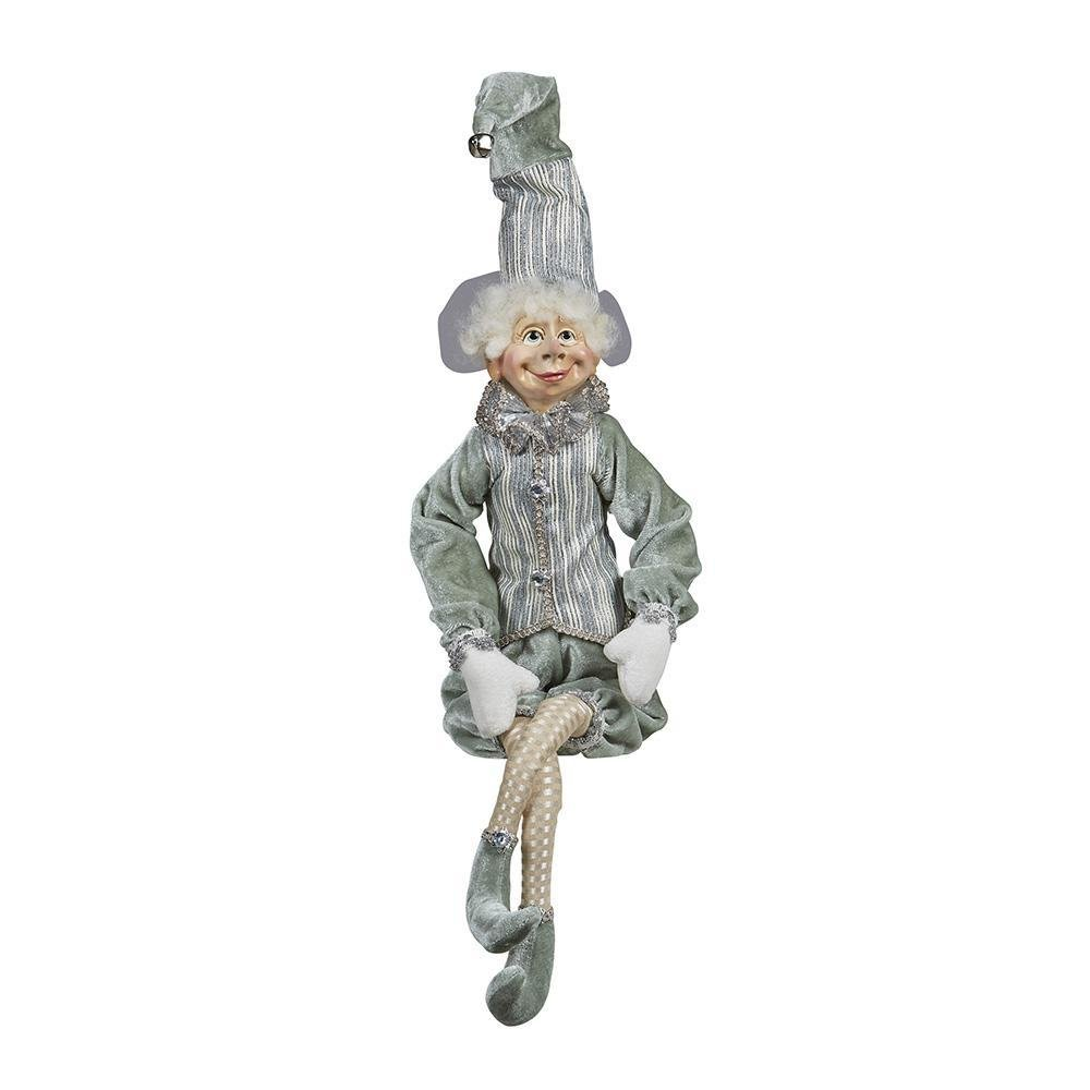 Asmund Tiffany Mint Elf - My Christmas