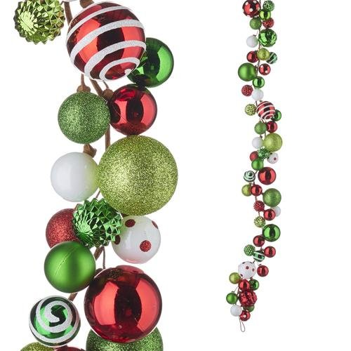 Ball Garland, 1.2m - My Christmas