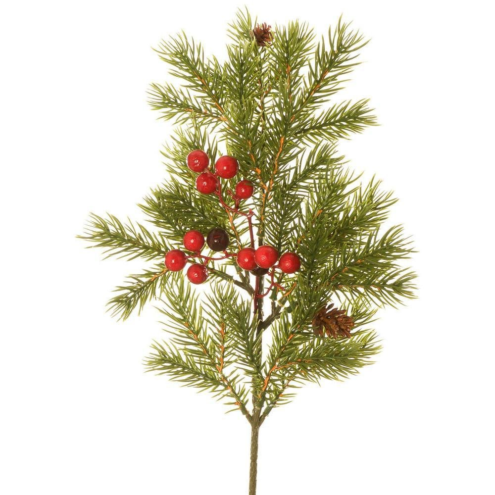 Berry Pine Spray - My Christmas