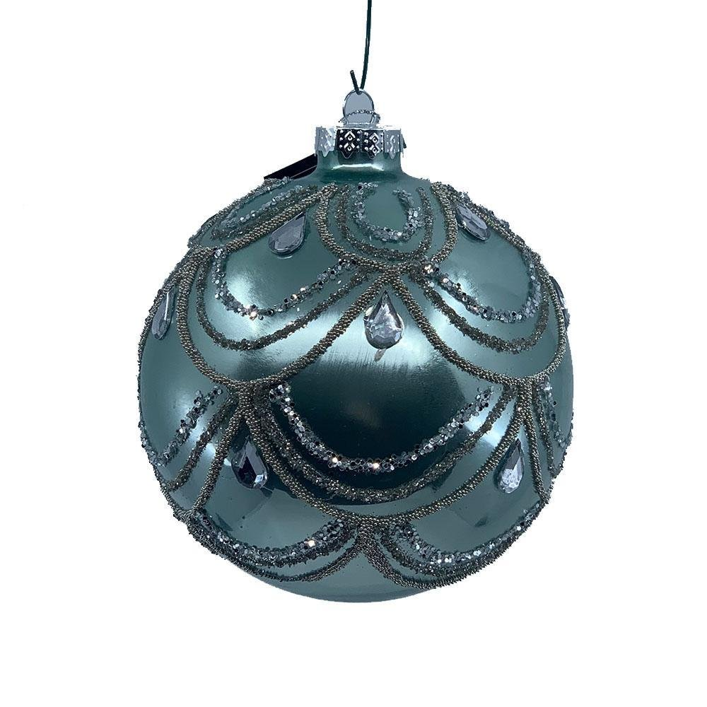 Blue Hanging Ornament - My Christmas