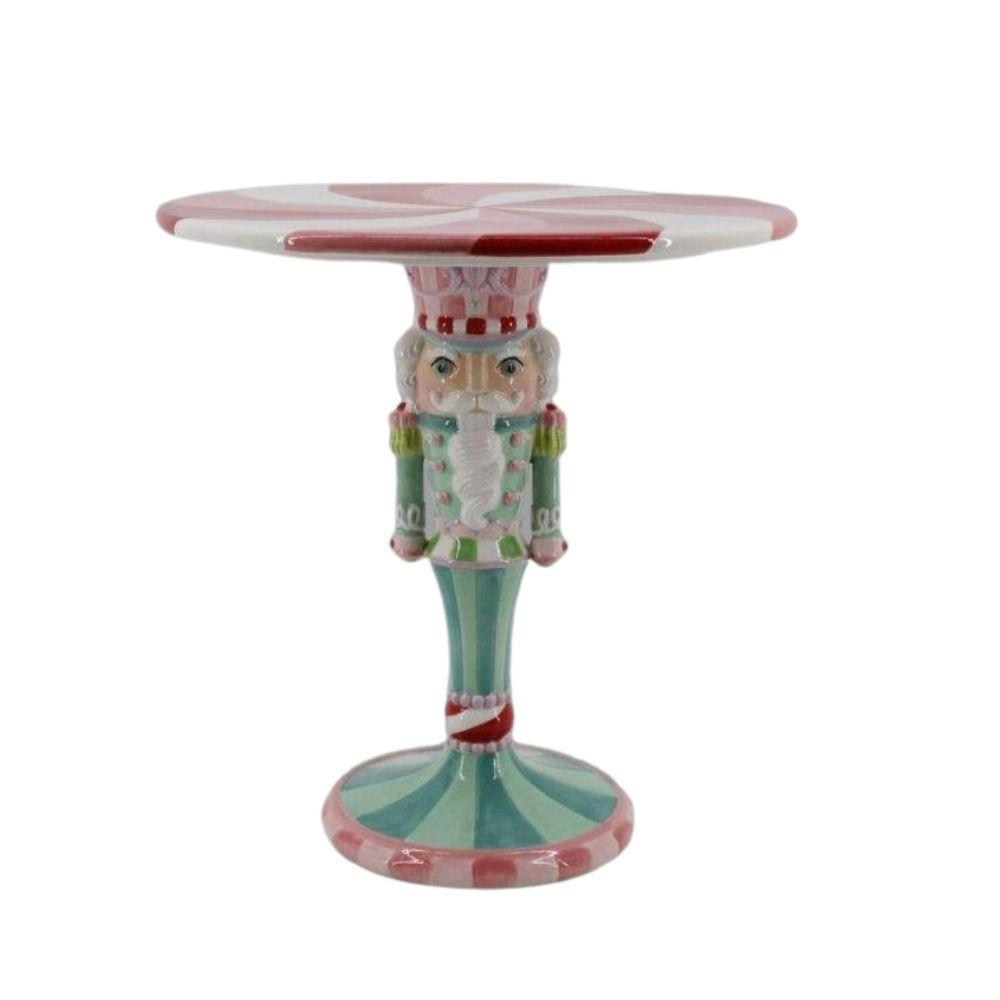 Cake Stand Candy Soilder - My Christmas
