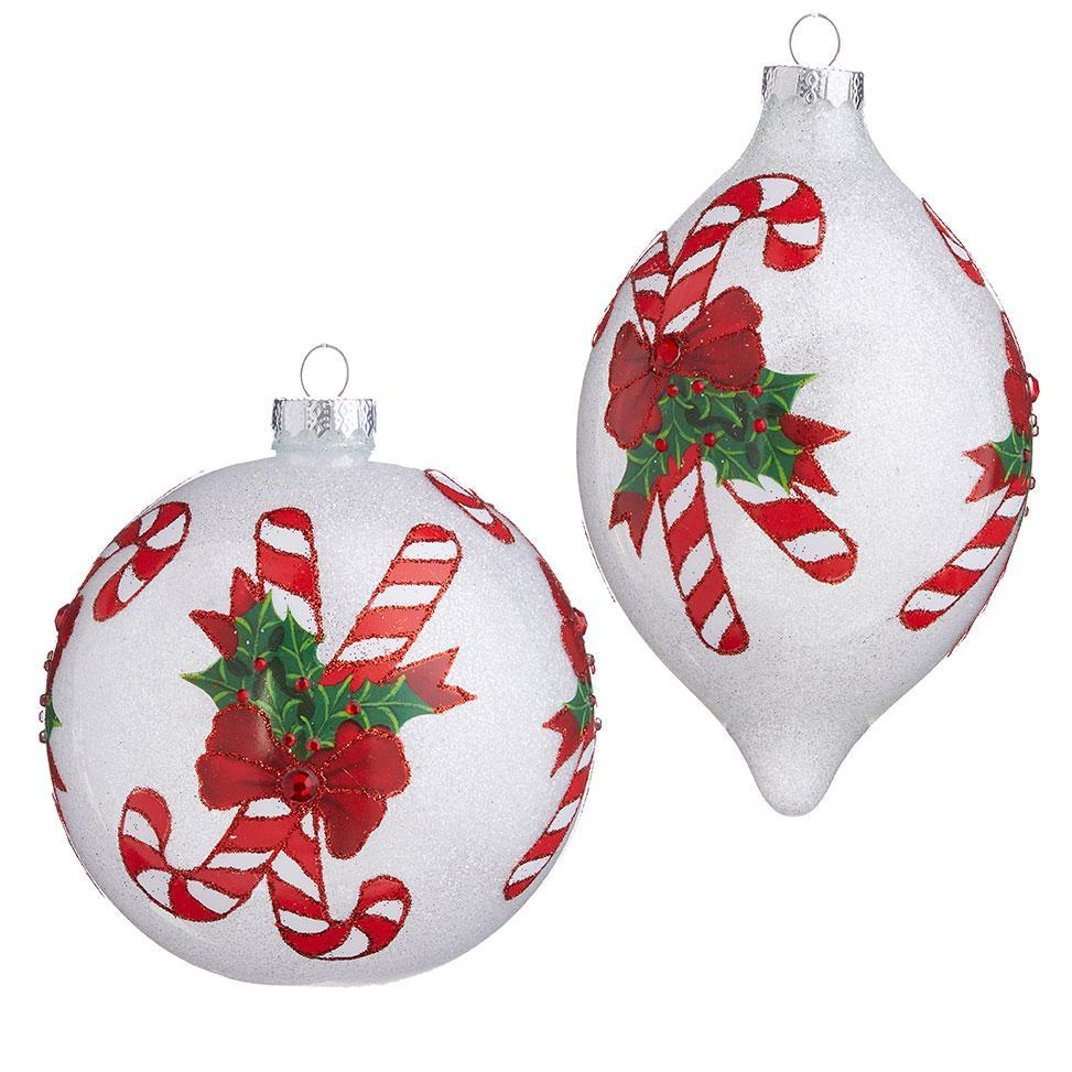 Candy Cane Ornament - My Christmas