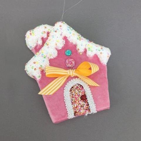 Candy House Ornament - My Christmas