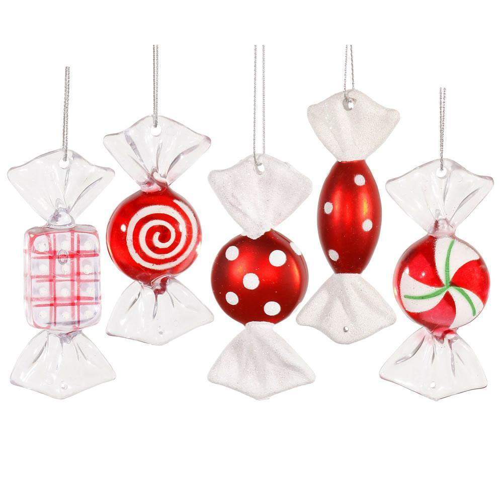 Candy Ornaments - My Christmas
