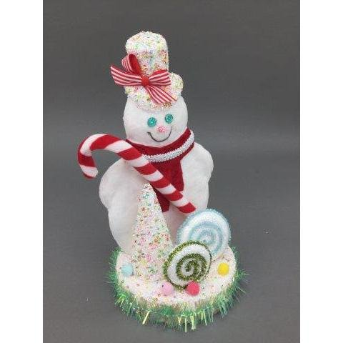 Candy Snowman - My Christmas