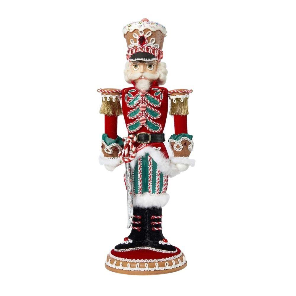 Captain Cook E Crumbs Nutcracker, 47cm - My Christmas