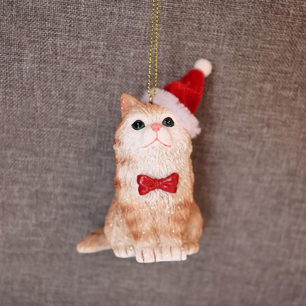 Cat Ornament - My Christmas