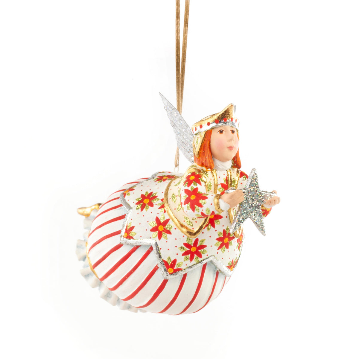 Celestial Paradise Angel Ornament - My Christmas