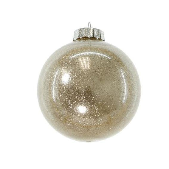 Champagne Baubles, 4 Pack - My Christmas