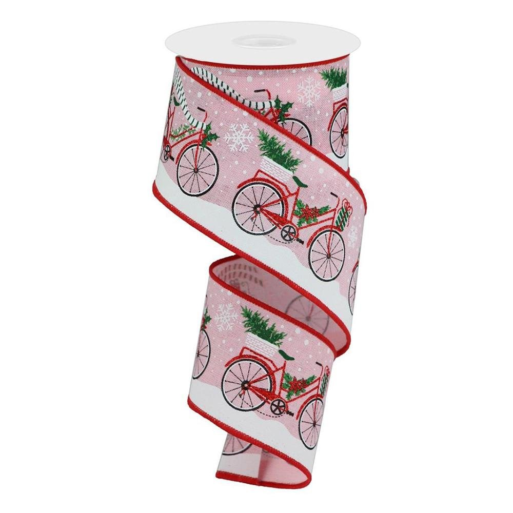Christmas Bicycle Ribbon - My Christmas