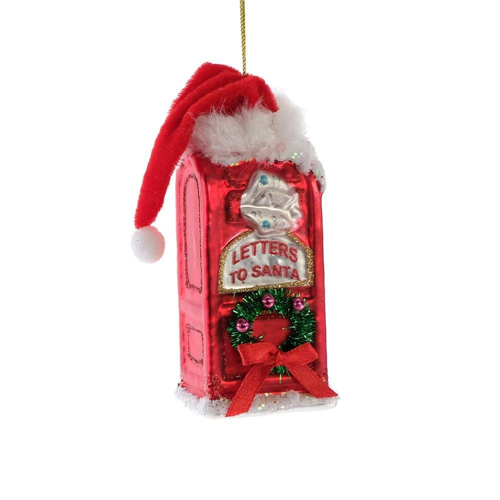 Christmas Mailbox Ornament - My Christmas