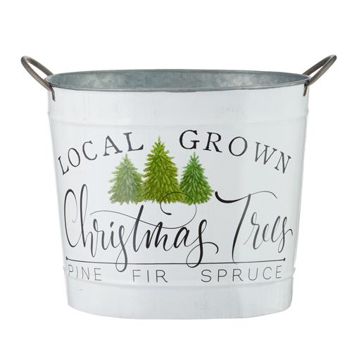 Christmas Tree Bucket - My Christmas