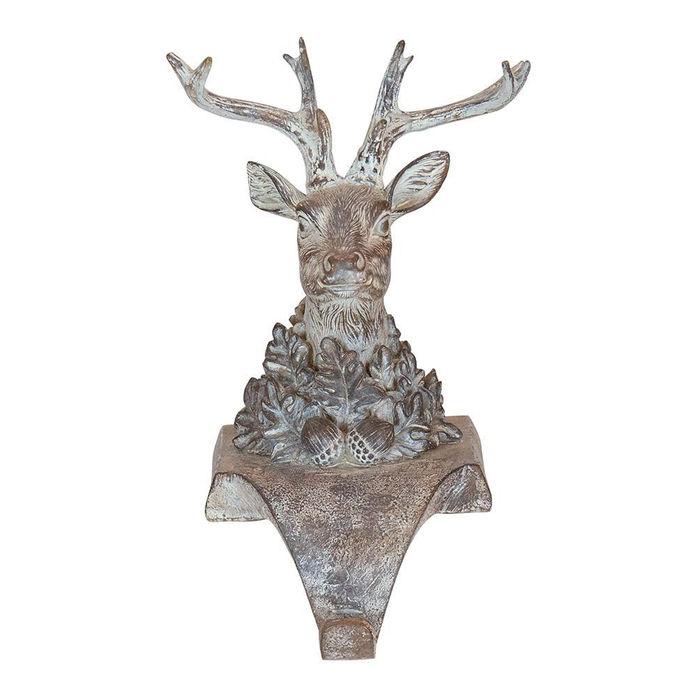 Deer Stocking Holder - My Christmas