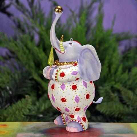 Eleanor Elephant Ornament 19cm - My Christmas