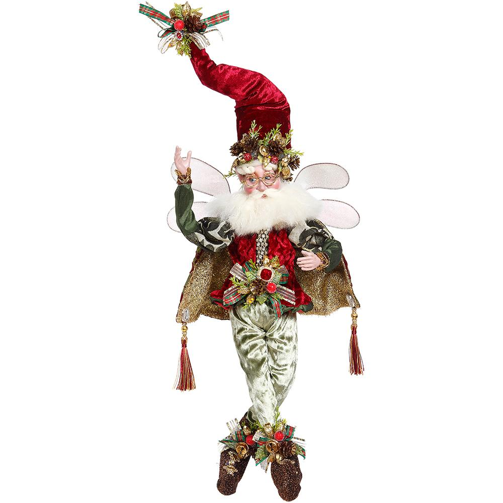 Father Christmas Fairy, 39cm - My Christmas