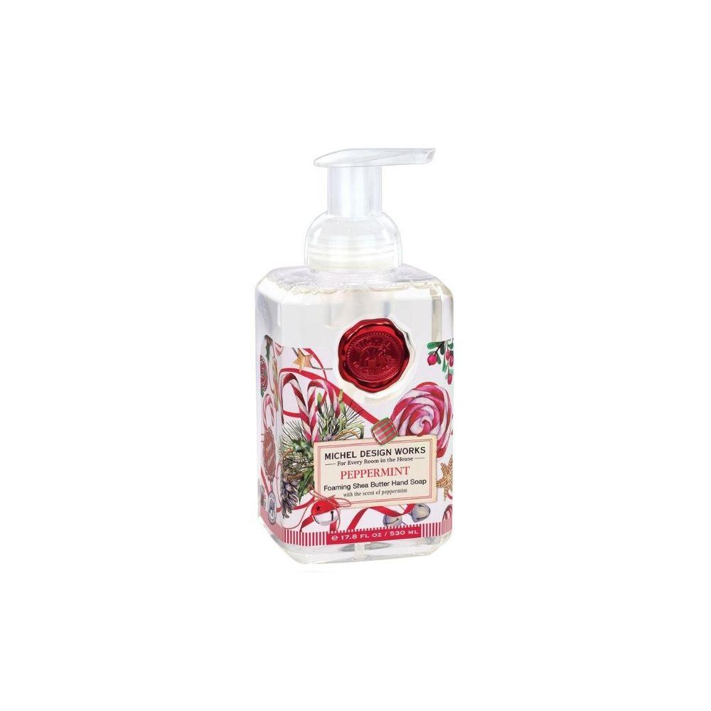 Foam Hand Wash - Peppermint - My Christmas