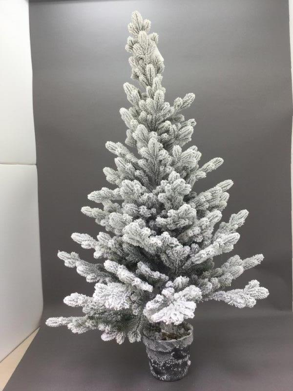 Frosted Winter Tree, 120cm - My Christmas