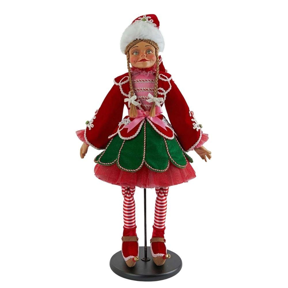 Ginger Doll, 60cm - My Christmas