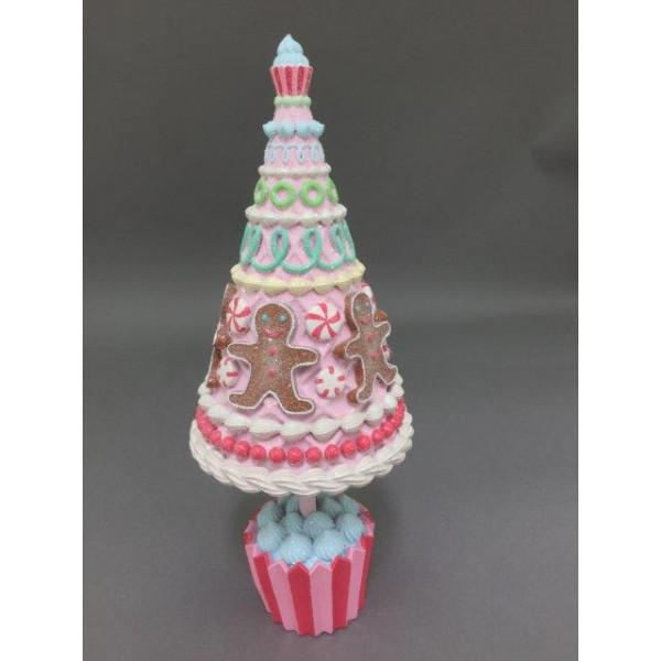 Gingerbread Candy Tree - My Christmas