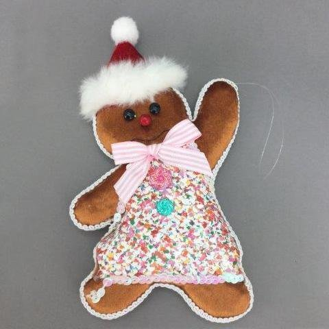 Gingerbread Girl - My Christmas