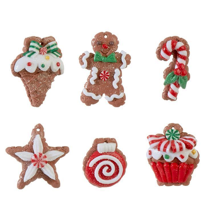 Gingerbread Hanging Ornament - My Christmas