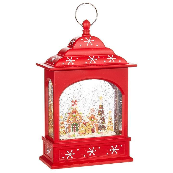 Gingerbread Lantern - My Christmas