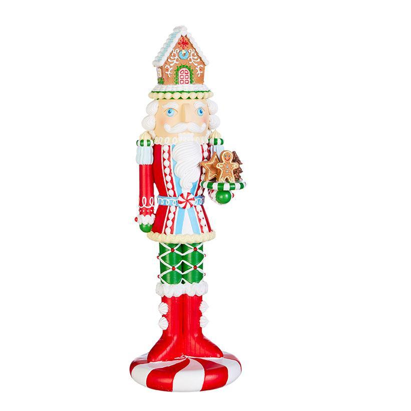 Gingerbread Nutcracker - My Christmas
