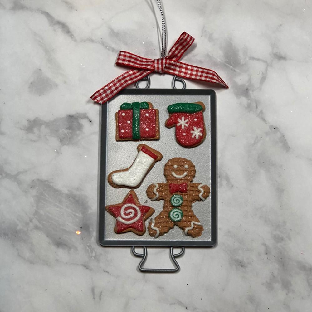 Gingerbread Ornament - My Christmas
