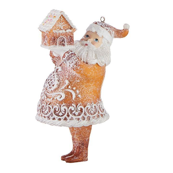 Gingerbread Santa - My Christmas