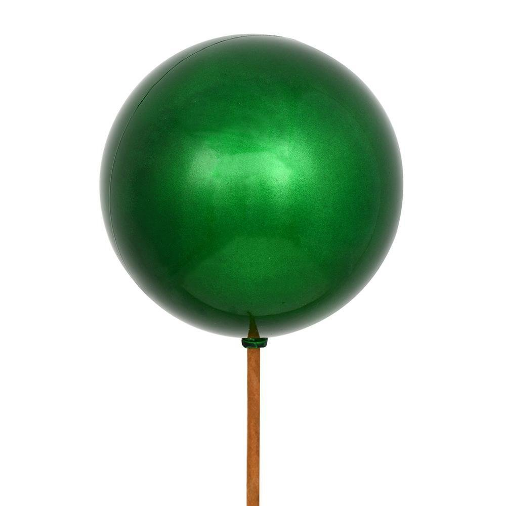 Green Matt Ball Pick - My Christmas