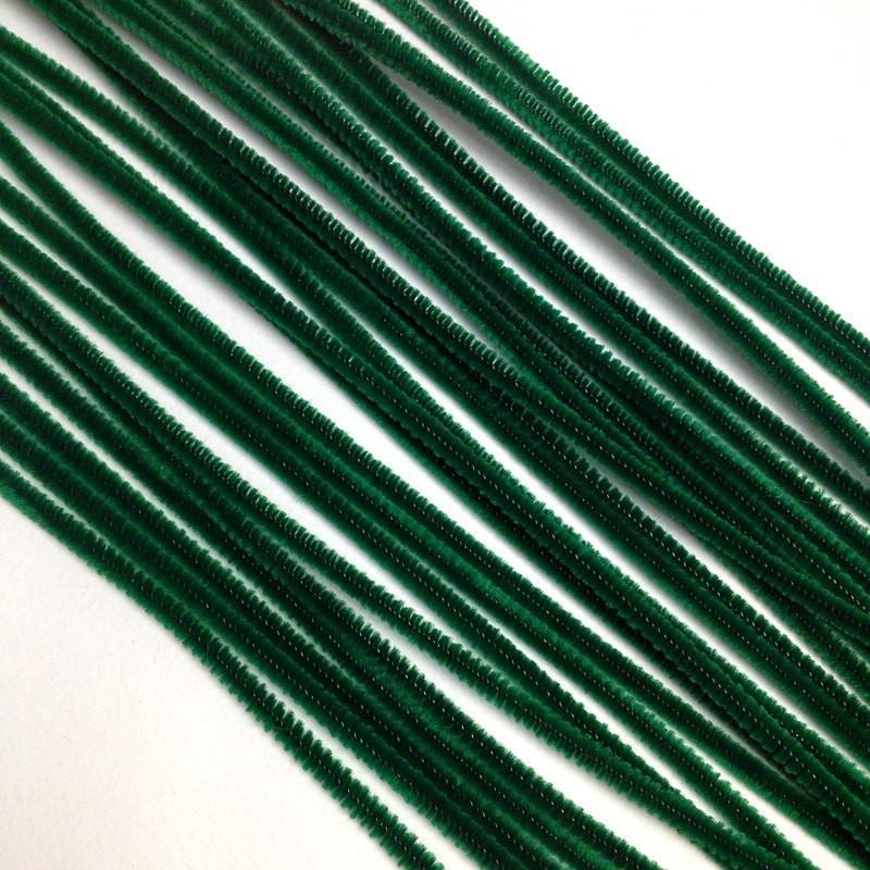 Green Pipe Cleaner - My Christmas