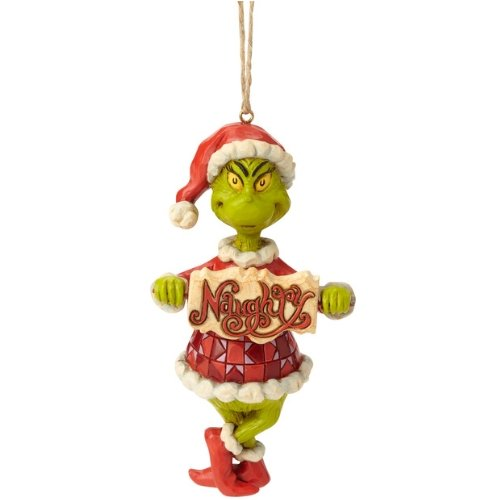 Grinch Naughty / Nice - My Christmas