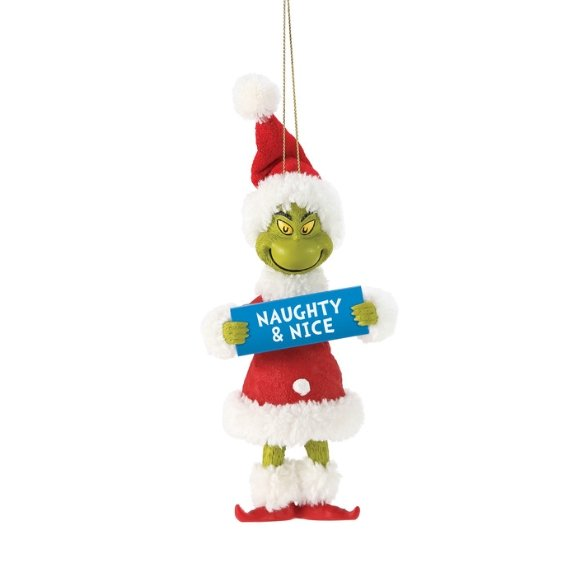 Grinch Naughty & Nice - My Christmas