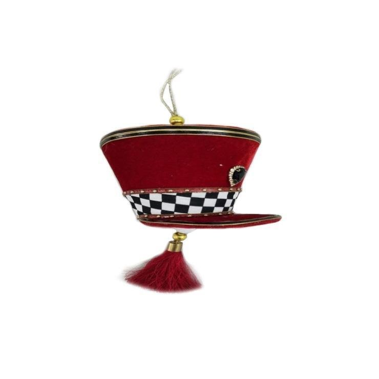 Harlequin Hat Ornament - My Christmas