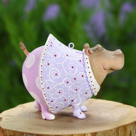 Helen Hippo Mini - My Christmas